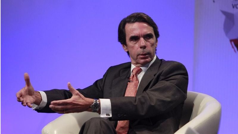 El 'rey' Aznar 'robaría' al PP 51 escaños si lanzase su propio partido