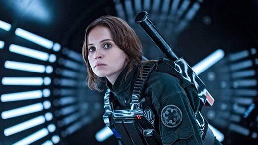 Todo un hito para un spin-off: 'Rogue One' ya es la tercera cinta más taquillera de la saga 'Star Wars'