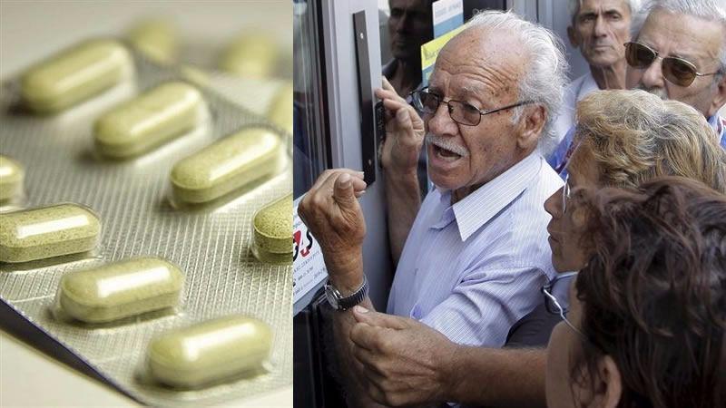 El planteamiento de que los jubilados paguen más por los medicamentos provoca un terremoto social