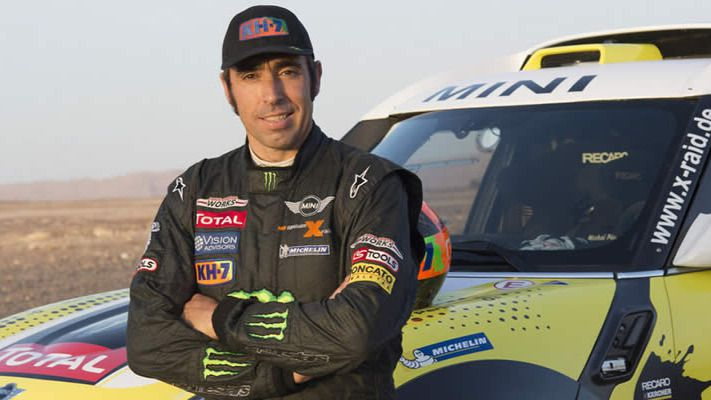 Rally Dakar: se suspende la 9ª etapa y Nani Roma sigue tercero en la general de coches