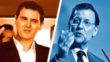 ¿De qué hablaron Rajoy y Rivera en su cena secreta de Moncloa?