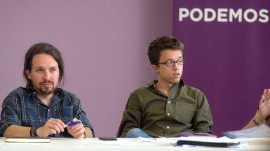 Iglesias y Errejón presentarán sus respectivos documentos internos antes de buscar un acuerdo
