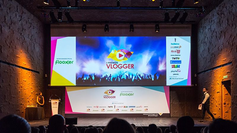 Premios Vlogger 2017: todos los finalistas
