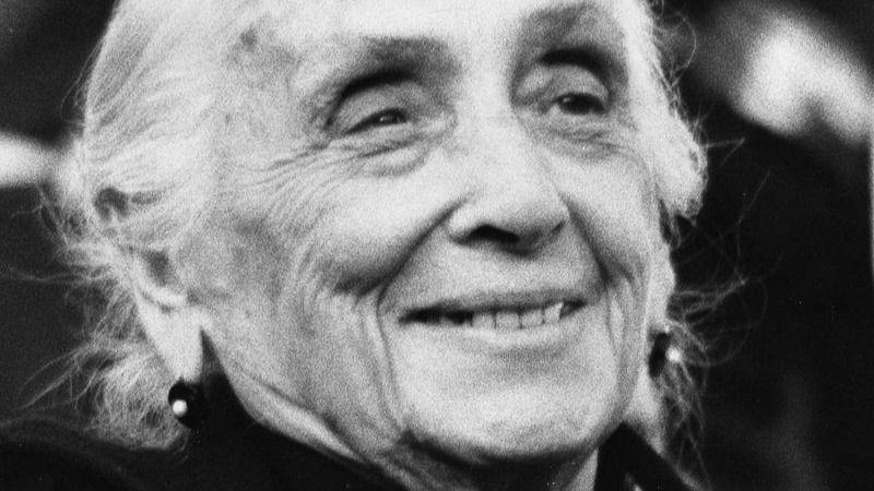 Dolores Ibárruri 'La Pasionaria'