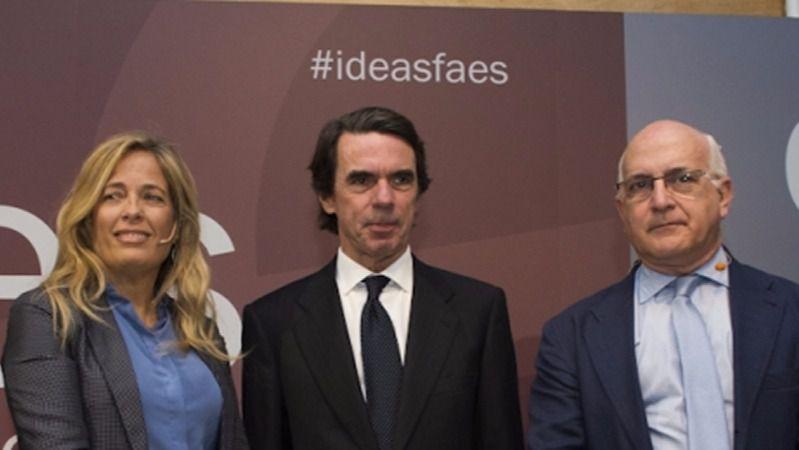 Aznar libra a España de sí mismo: no formará un partido y seguirá opinando desde FAES