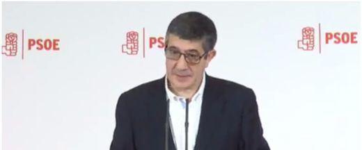 Patxi López se lanza a la pelea para renovar y dirigir a un PSOE