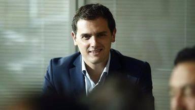 Rivera, dispuesto a abrirse a negociar con Cataluña para evitar el referéndum ilegal