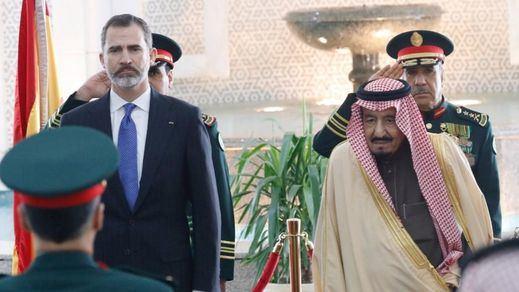 La visita del Rey a Arabia Saudí, una polémica muestra más de mirar hacia otro lado en los derechos humanos