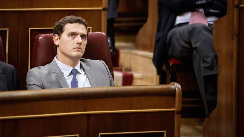 La dirección de Ciudadanos rechaza limitar el mandato de Rivera a pesar de exigírselo a Rajoy