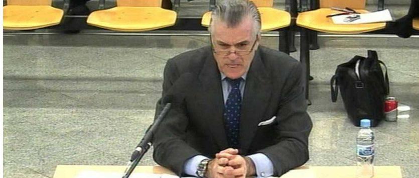 Bárcenas admite en su juicio la existencia de una 'caja B' en el Partido Popular que ahora bautiza como 'contabilidad extracontable'