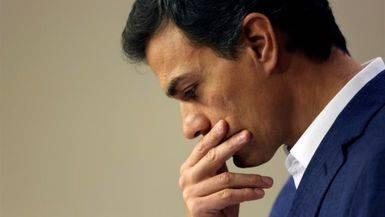Pedro Sánchez deshoja la margarita y podría terminar renunciando a la rosa del PSOE