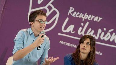 Errejón reclama que la ejecutiva de Podemos sea más democrática y proporcional