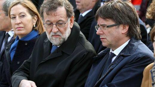 Rajoy pide al ausente Puigdemont que se incorpore a las medidas acordadas en la Conferencia de Presidentes