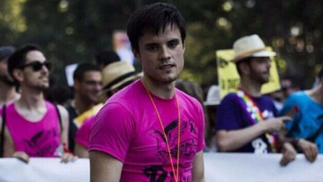 Yago Blando: 'Las agresiones aumentan porque el colectivo LGTB es mucho más visible'