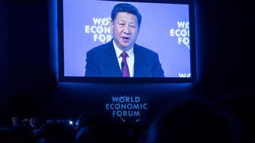 Análisis: China en Davos, en el torrente económico mundial