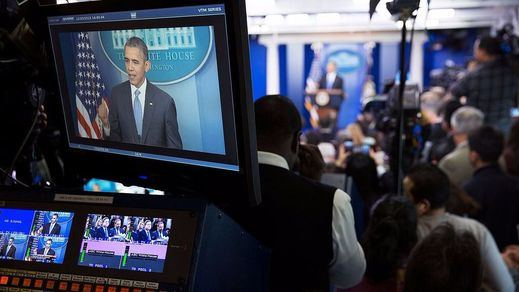 Obama se despide lanzando una advertencia a Trump que ha sido muy aplaudida
