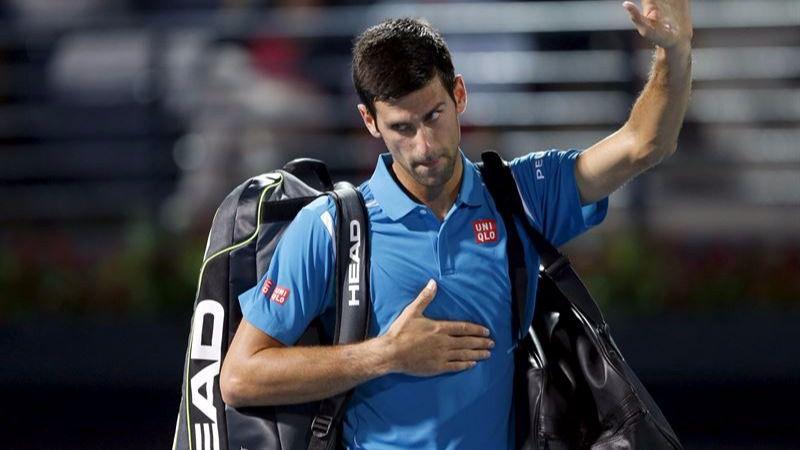 Australia: el increíble petardo de Djokovic, eliminado por el 117 del mundo, deja vía libre a Nadal