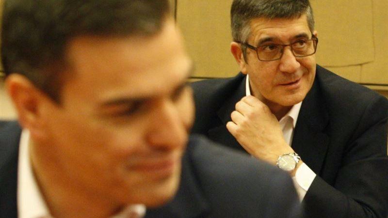 Patxi López niega la traición a Sánchez: 'No fue así'