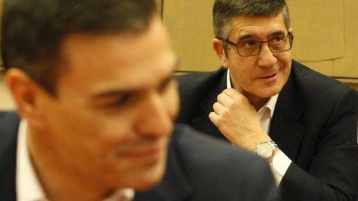 Patxi López niega la traición a Sánchez: