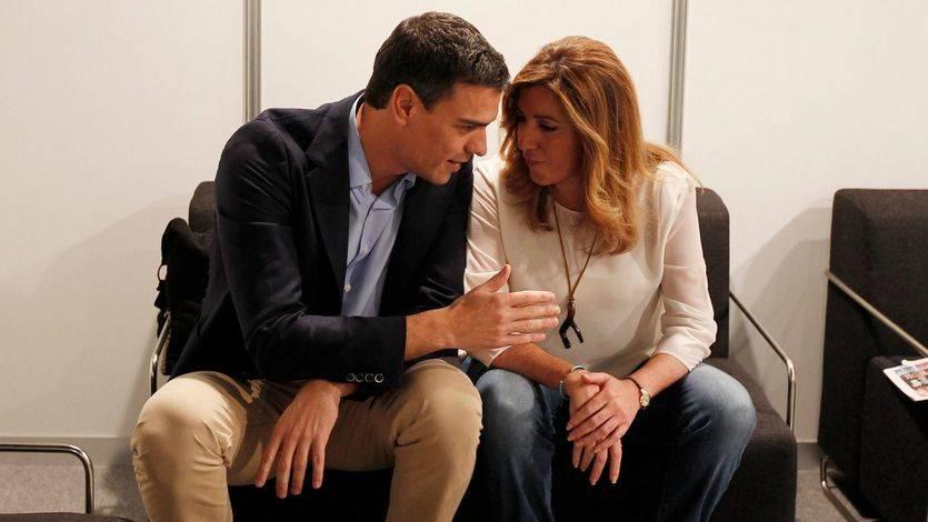 Pedro Sánchez reta a Susana Díaz en su propia 'casa'