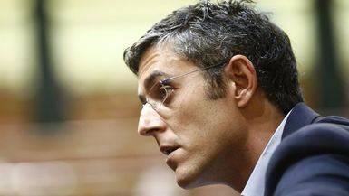 Madina entierra el hacha de guerra contra Sánchez y prefiere cargar contra Podemos