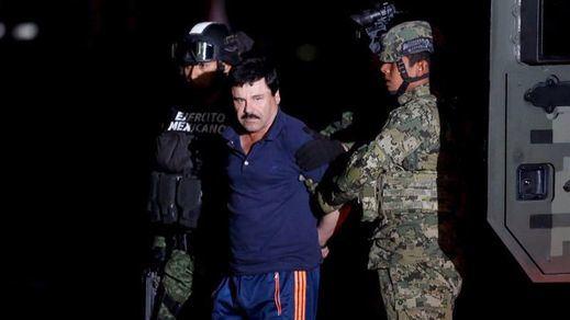 México entrega a EEUU a 'El Chapo Guzmán' en un claro gesto para Trump