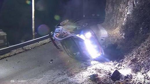 Un espectador español muere al ser embestido por un coche en el Rally de Montecarlo (vídeo)