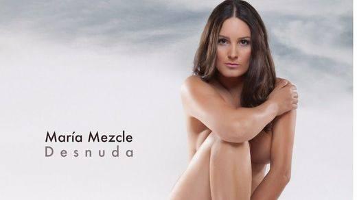 María Mezcle, la maestra del cante, se 'Desnuda' en su nuevo disco del mejor flamenco