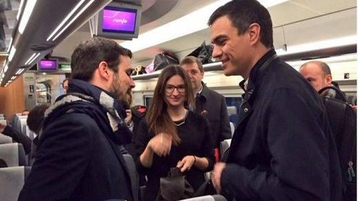 Garzón desvela que Sánchez le envió un mail para explorar una alianza días antes de ser