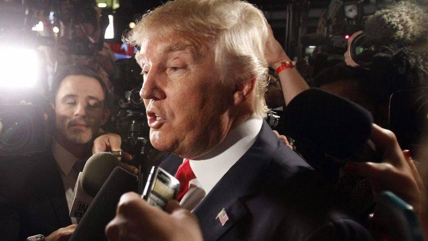 Donald Trump declara la 'guerra' a la prensa en la sede de la CIA