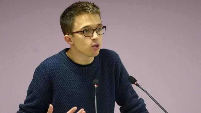 Íñigo Errejón propone reforzar la independencia de Podemos frente a la alianza con IU