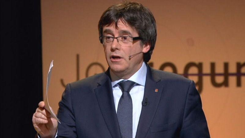 Las grandes verdades que admitió Puigdemont a varios ciudadanos sobre la independencia
