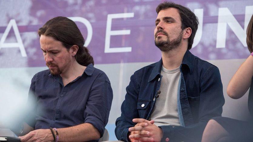 Garzón desmiente el proyecto de fusión IU-Podemos, pero Errejón se prepara contra ello