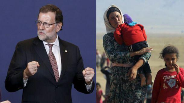 España ya acoge más de mil refugiados... sólo quedan más de 16.000 para cumplir sus promesas