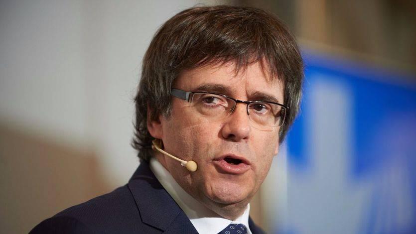 Puigdemont expone hoy en el Parlamento Europeo su proyecto de independencia catalana