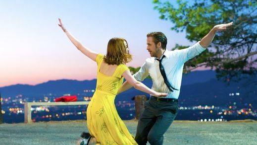 'La la land' se confirma como gran favorita para los Oscar de este año con récord de nominaciones