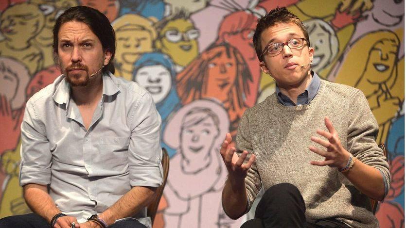 Pablo Iglesias e Íñigo Errejón allanan el terreno para un choque de listas en Vistalegre II