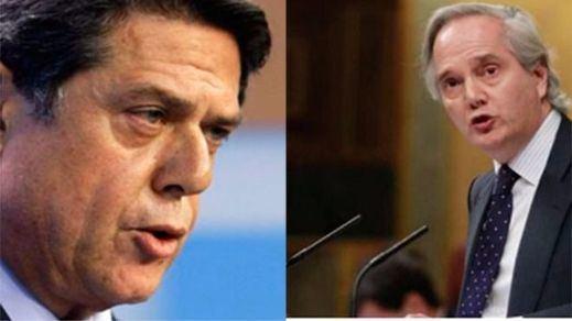 Federico Trillo y Pedro Gómez de la Serna, dos regresos incómodos a los altos cargos del Estado