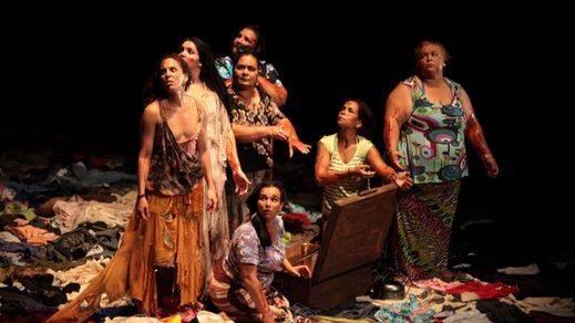 'Fuenteovejuna', de TNT-Atalaya: sociología y teatro