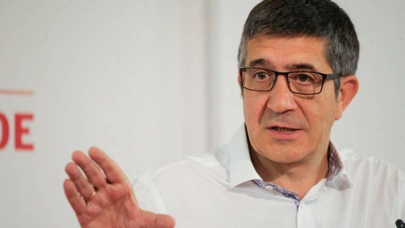 Patxi López se distancia del nuevo 'fichaje' económico del PSOE