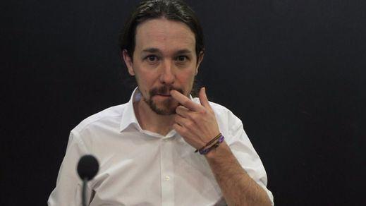 Pablo Iglesias relaciona a Errejón con el PSOE