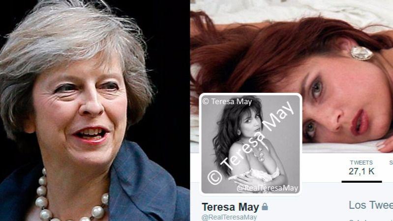 Theresa May y Teresa May