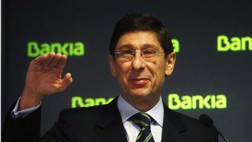 Bankia propone elevar un 5% el dividendo, hasta los 317 millones de euros, con cargo al beneficio de 2016
