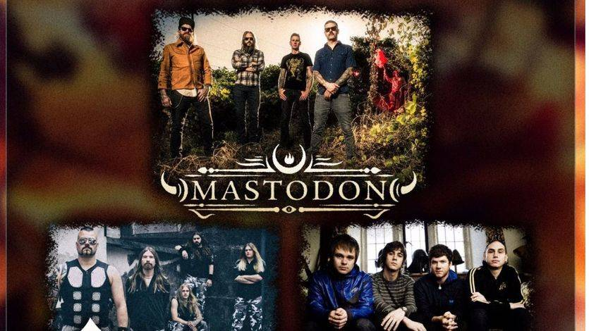 Mastodon y Sabaton se unen a Rancid o Rammstein como cabezas de cartel del Resurrection Fest 2017