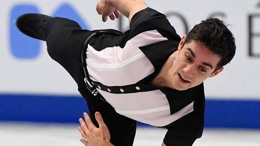 Javier Fernández dio otro salto al infinito con su quinto Europeo consecutivo