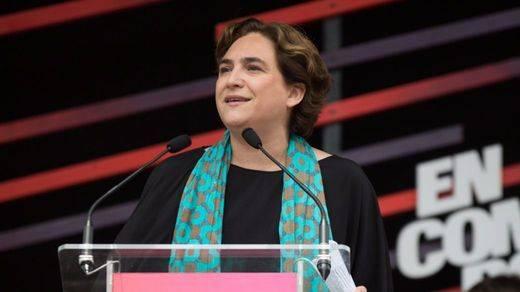 El nuevo partido de Ada Colau defenderá a ultranza celebrar un referéndum de independencia