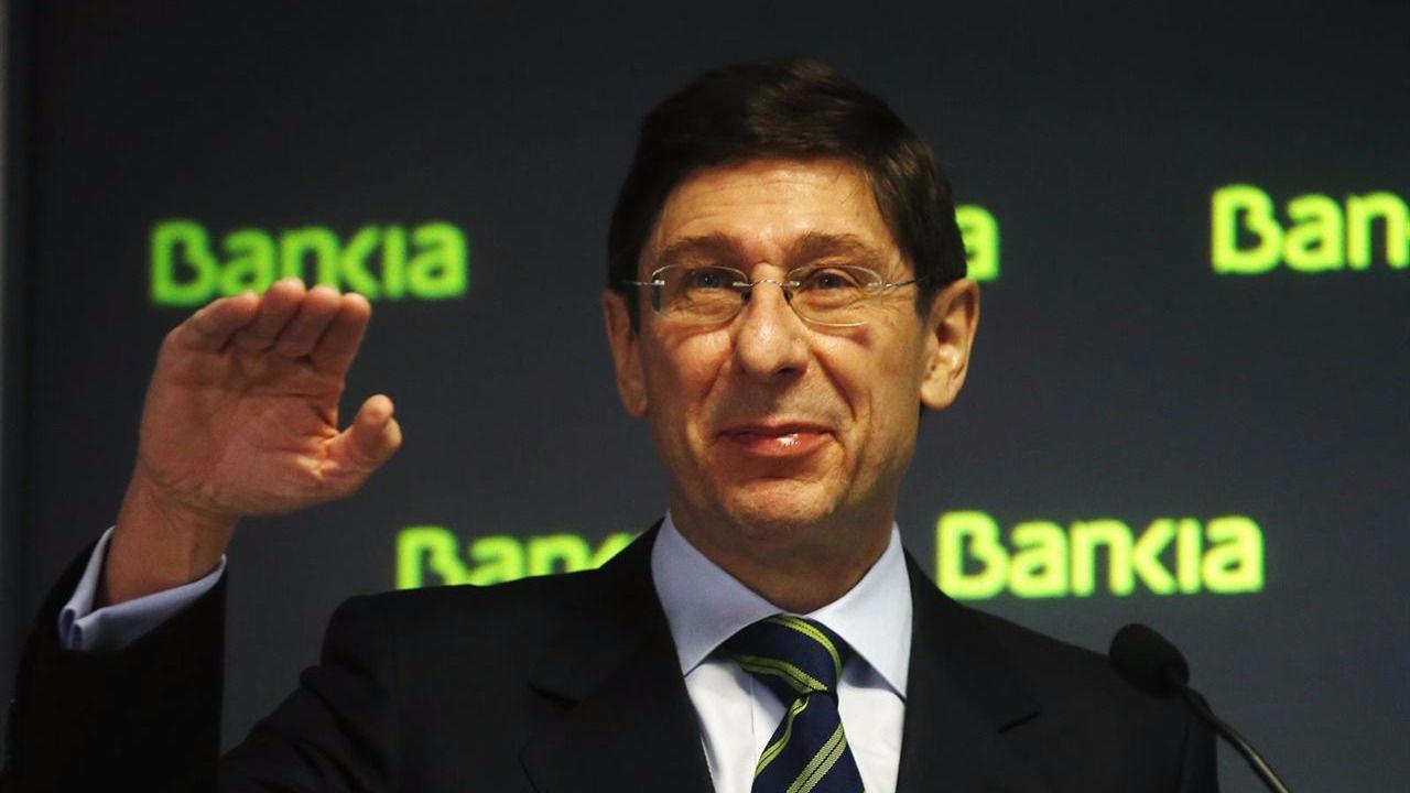 Bankia obtuvo en 2016 un beneficio de 804 millones y eleva un 5% el dividendo