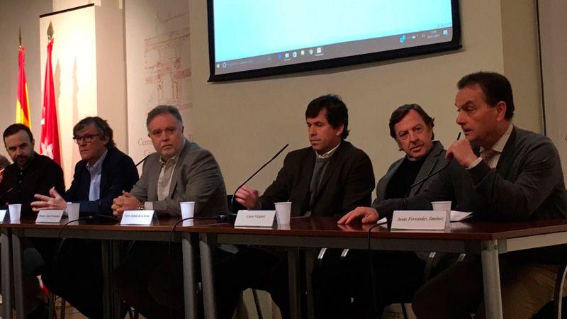 Simón Casas anuncia la creación de la 'Corrida de la Cultura', que presidirá el ministro del ramo