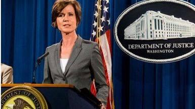 Trump, más polémico y peligroso: cesa a la Fiscal General por oponerse a su decreto anti-inmigrantes