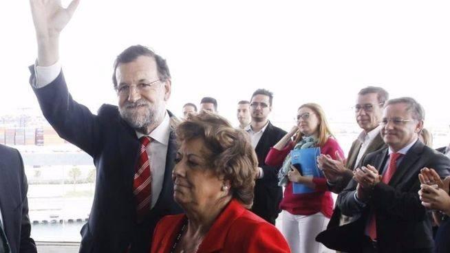 El criticado homenaje de Rajoy a Barberá: